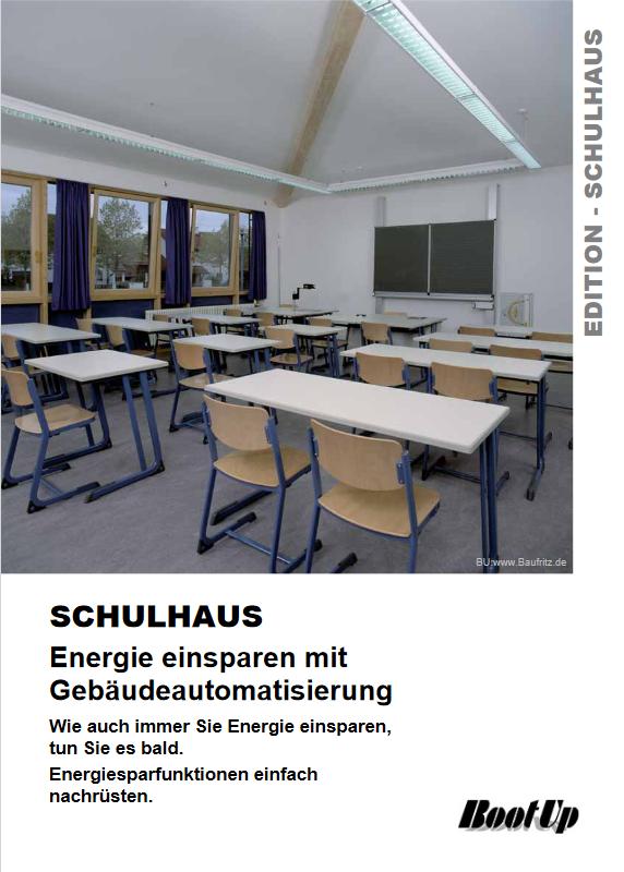 Gebäudeautomation für Schulen und Schulhäuser