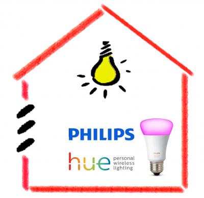 Lizenzoption Philips Hue