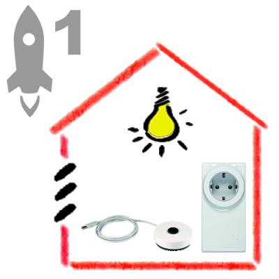 myHomeControl-Starterset1